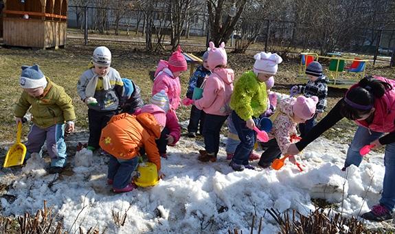 Новости дети в московской области