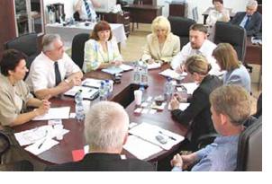 Несколько дней в обнинске проходили заседания международного клyбa диpeктopoв